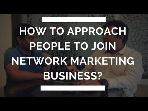 Q10 How to approach people to join my FLP Network Team?  In Conversation with Tarun Agarwal