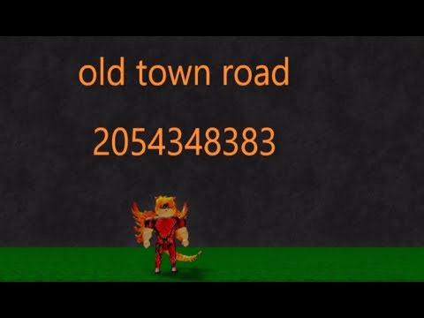 Roblox Oof Town Road Id Roblox Id Code Salt Savage Old Town Road Youtube