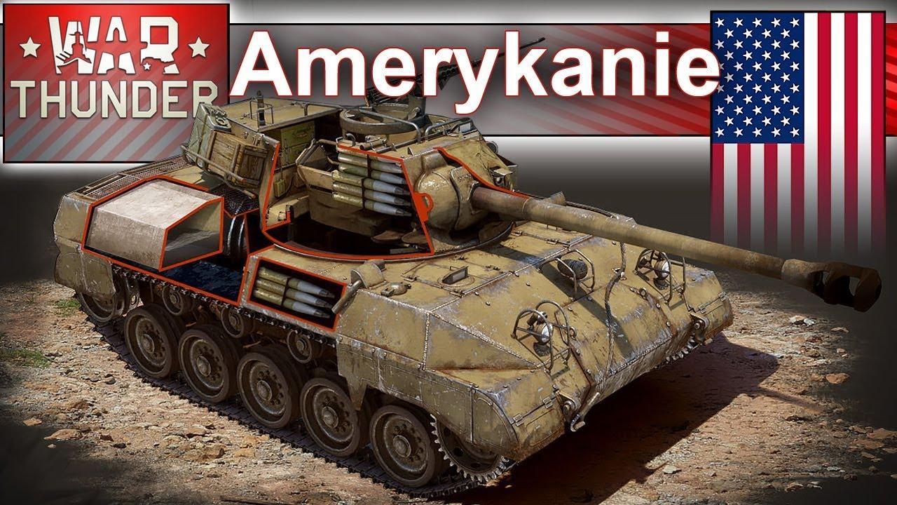 Amerykanie na realistyku – BITWA – War Thunder