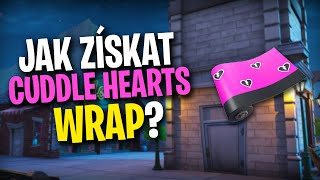 HOW to GET CUDDLE HEARTS SKIN ON a GUN-Fortnite Battle Royale CZ/SK
