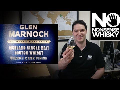 ALDI Whisky Glen Marnoch Sherry Finish   No Nonsense Whisky #175