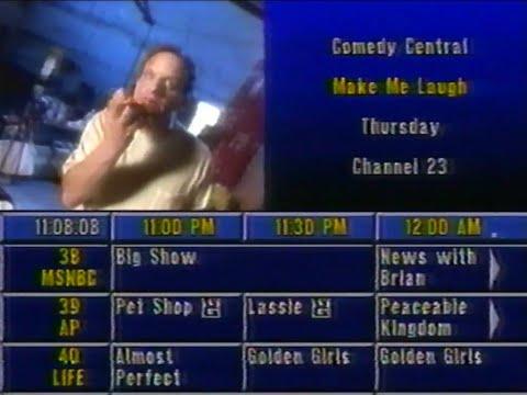 Prevue Channel 1998