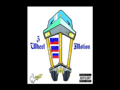 Qwan Lennon - 3 wheel motion (Feat. Slim Guerilla & Miles Lauren) [Prod. by Qwan Lennon]