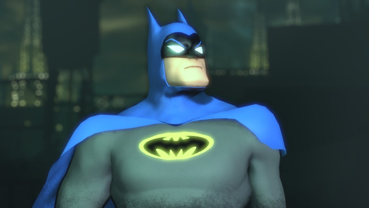 Skin batman arkham city the brave and the bold batman youtube voltagebd Images