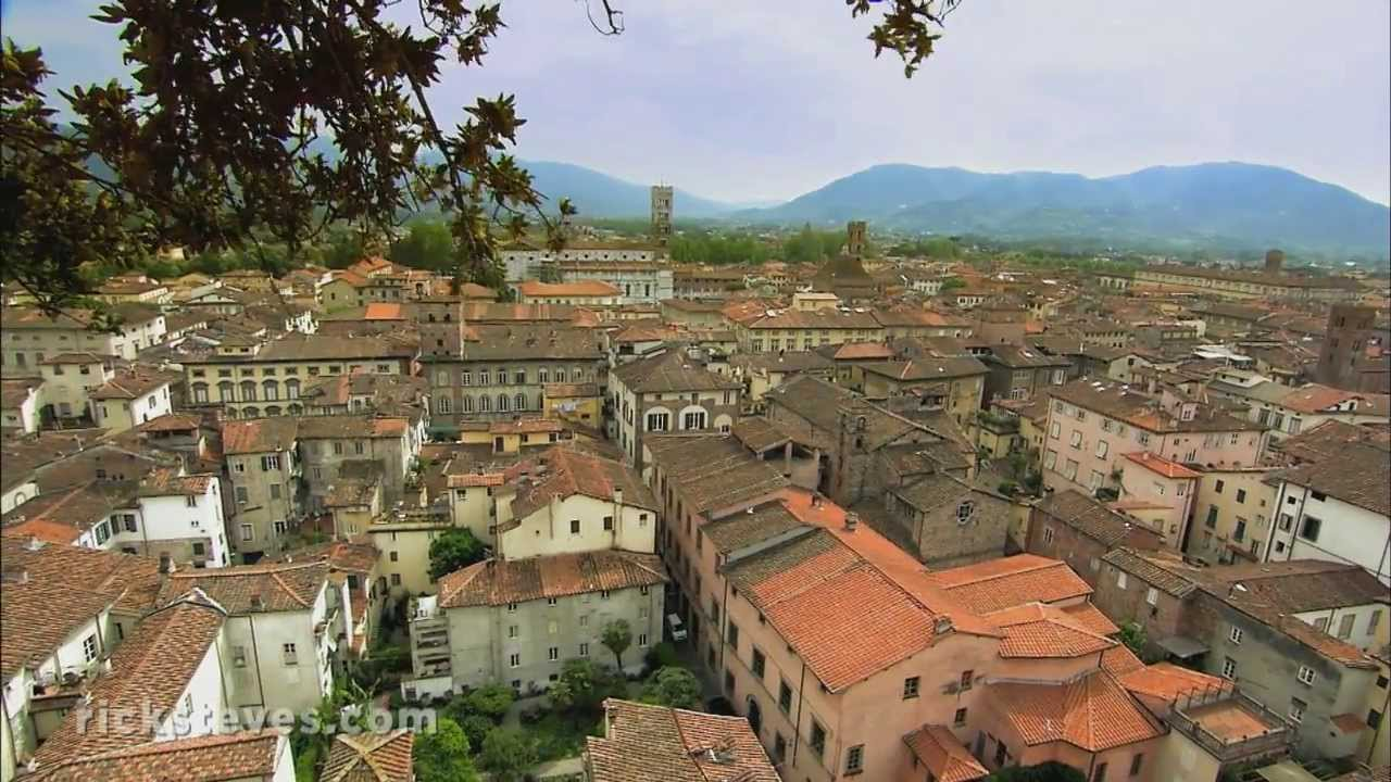 Lucca Italy Beautifully Preserved Youtube