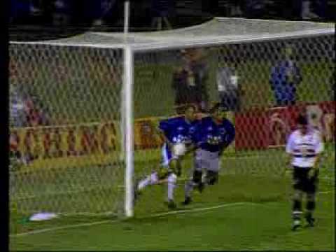 Clip Copa do Brasil Cruzeiro x São Paulo 2000