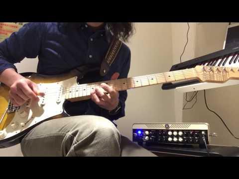 リードチャンネル YAMAHA THR100H Dual Beeギター教室新宿校 林先生 による演奏