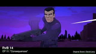 """Red vs Blue S14   EP 11 - """"Consequences""""    David Levy"""