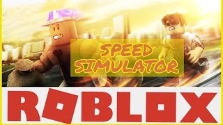 ROBLOX SPEED SIMULATOR 2 | WHY AM I SO GOOD AT THIS GAME