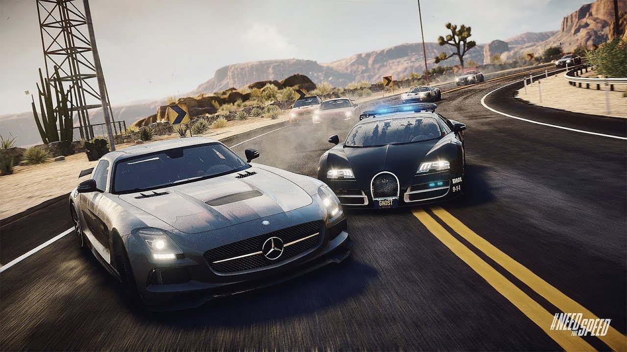 Need for Speed: Rivals | 30 Fps vs 60 Fps | Cheat | PC Gameplay ...