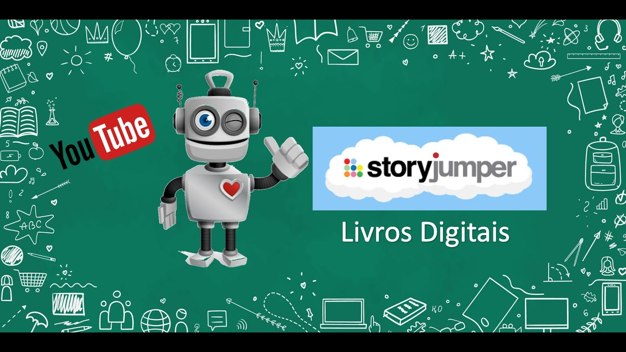 StoryJumper - Criar Livros Digitais