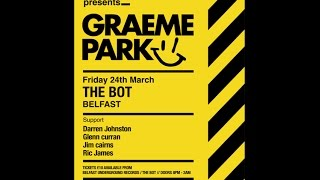 This Is Graeme Park: Belfast 24mar17 @ www.OfficialVideos.Net
