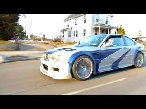 NFS Most Wanted M3 GTR  Do Ya Thang