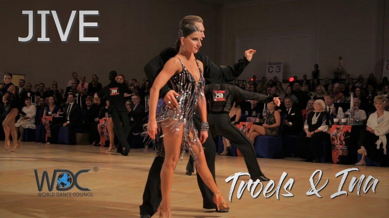 Troels Bager - Ina Jeliazkova I Jive I World Pro Latin 2019