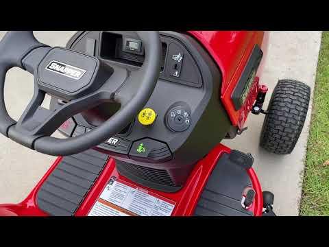 Best Riding Lawn Mower Deal of 2020, Snapper SPX $1999