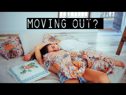 PACKING UP MY WHOLE LIFE & MOVING AWAY!?