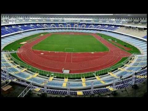 Salt lake stadium Inside tour | FIFA World Cup U-17 Final Match Venue