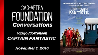 Conversations with Viggo Mortensen of CAPTAIN FANTASTIC