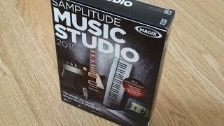 Magix Samplitude Music Studio Lookthrough and Review