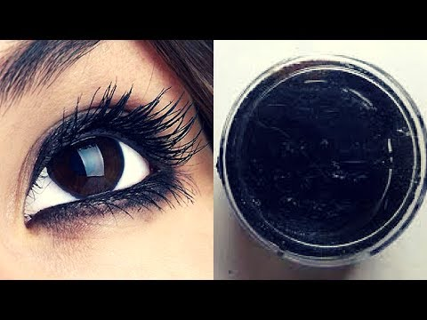 Homemade Waterproof Kajal/Eyeliner | Smudge Free, Long Lasting, Easily Glides On, 100% Natural from YouTube · Duration:  5 minutes 3 seconds