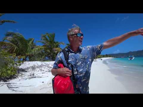 Гренада. Эпизод #1. Карриаку. В поисках рая. Путешествие на яхте Ellie Skeppner.