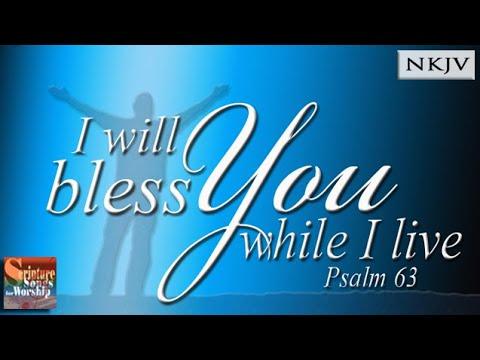 Psalm 63:1-5