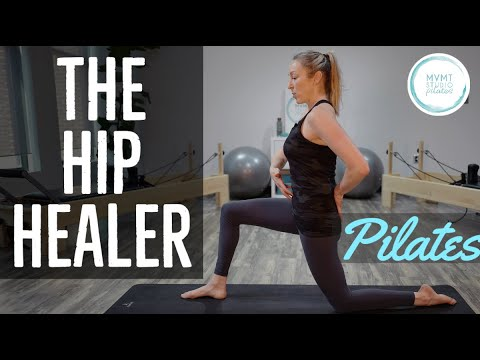 Pilates Stretches for Hip Opening