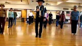 Neon Moon ( Line Dance ) Walkthrough.wmv