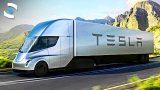 Why The Tesla Semi Is The Future of Trucks