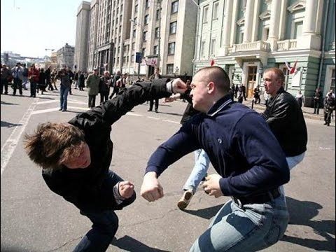 Лучший спорт для уличной драки - Ruslar.Biz