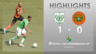 DC Motema Pembe 1-0 RS Berkane   HIGHLIGHTS   Match Day 4   TotalCAFCC