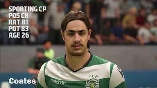 FIFA 18   All Portuguese Liga NOS Player FACES  STARHEADS