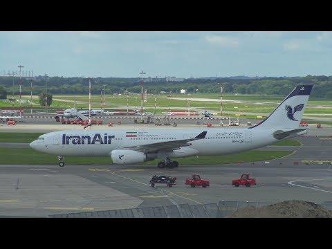 [4K] 40 Minutes of Amazing Planespotting at Hamburg Airport