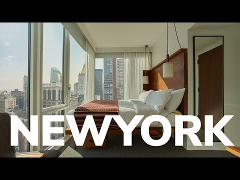 5 Coolest Hotels In New York | Boutique Hotels