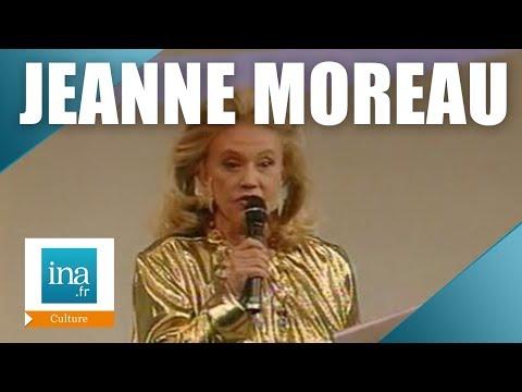 Jeanne Moreau présente le palmarès du Festival de Cannes 1994 | Archive INA