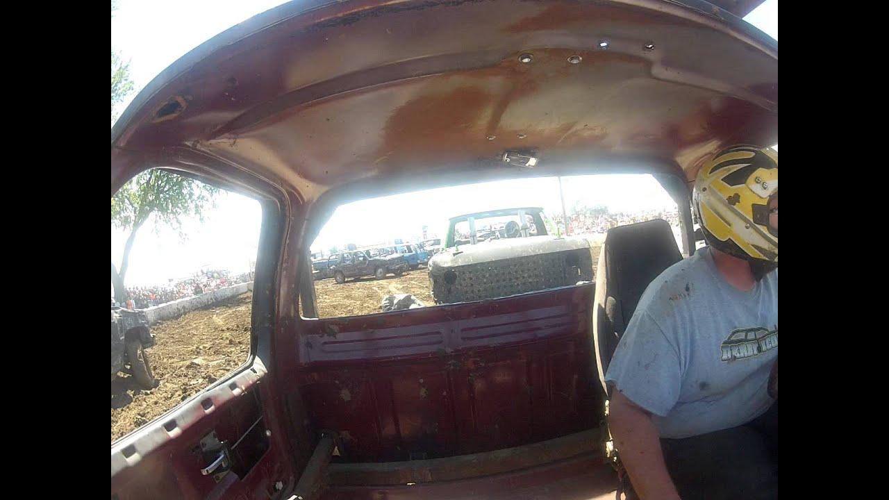 15 Brett Depoy Winner of Trucks at Bash for Cash 2014 - YouTube