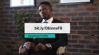 Stutern Video Resume (Obinna Steve Ezenwa - Accounting Internship)