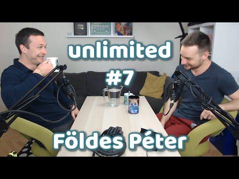 unlimited #7 - Földes Péter