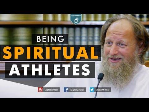 Being Spiritual Athletes - Abdurraheem Green