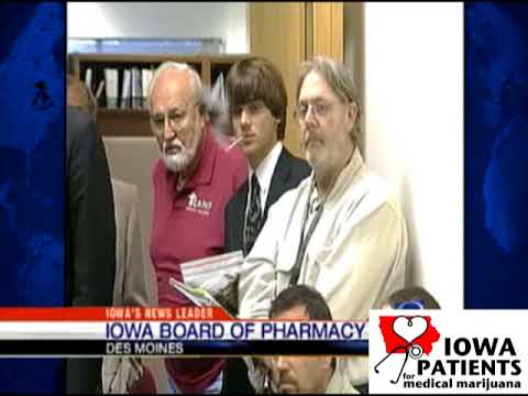 8/20/09 - WHO Radio with Iowa Patients for Medical Marijuana founder Jimmy Morrison