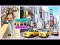 FOLLOW ME AROUND TIME SQUARE NEW YORK CITY! VLOG#1