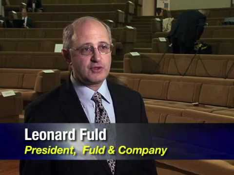 Fuld War Game 2010: The Battle for China's Smart Grid (Event Overview)