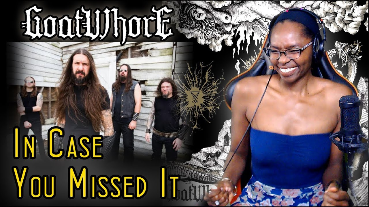 GoatWhore (REACTION!) Plus