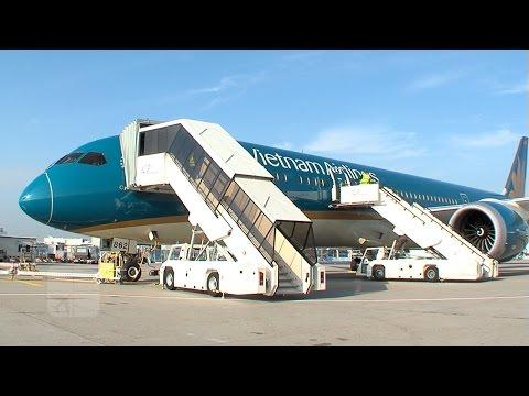 Airline Portrait Vietnam Airlines