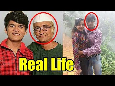 Bapu Ji (Amit Bhatt) Real Life Taarak Mehta Ka Ooltah Chashmah