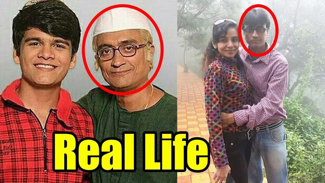 Bapu Ji (Amit Bhatt) Real Life Taarak Mehta Ka Ooltah ... Taarak Mehta Ka Ooltah Chashmah Bapuji