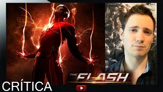 Crítica The Flash Temporada 2, capitulo 8 Legends of Today (2015) Review