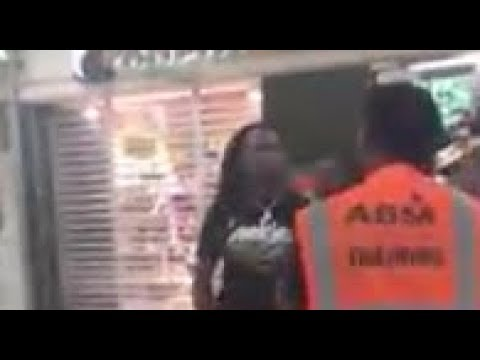 "(LIVE) BREAKING NEWS! ADAM ""PACMAN"" JONES GETS INTO A FIGHT WITH AN AIRPORT EMPLOYEE! (REACTION)"