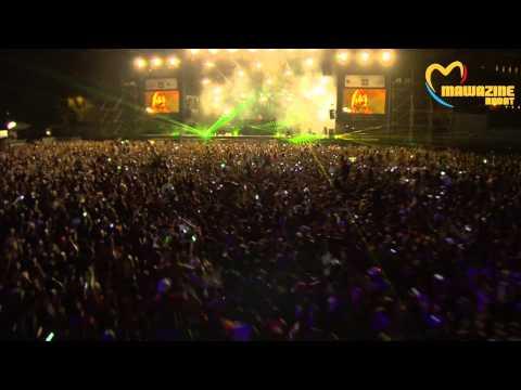 Avicii - Wake Me Up - Festival Mawazine 2015