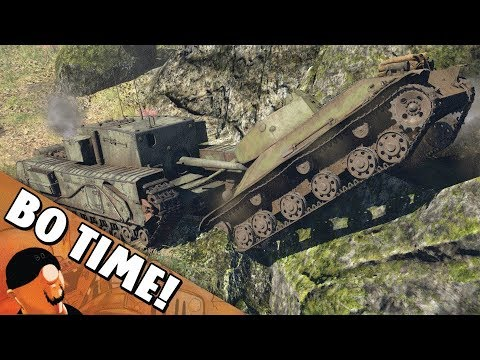 War Thunder - 3 inch Gun Carrier